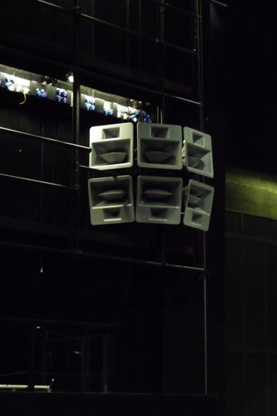 Resolution 3 SH Music System for Frankenstein at the National Theatre
